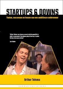 Startups & Downs - cover met omlijning